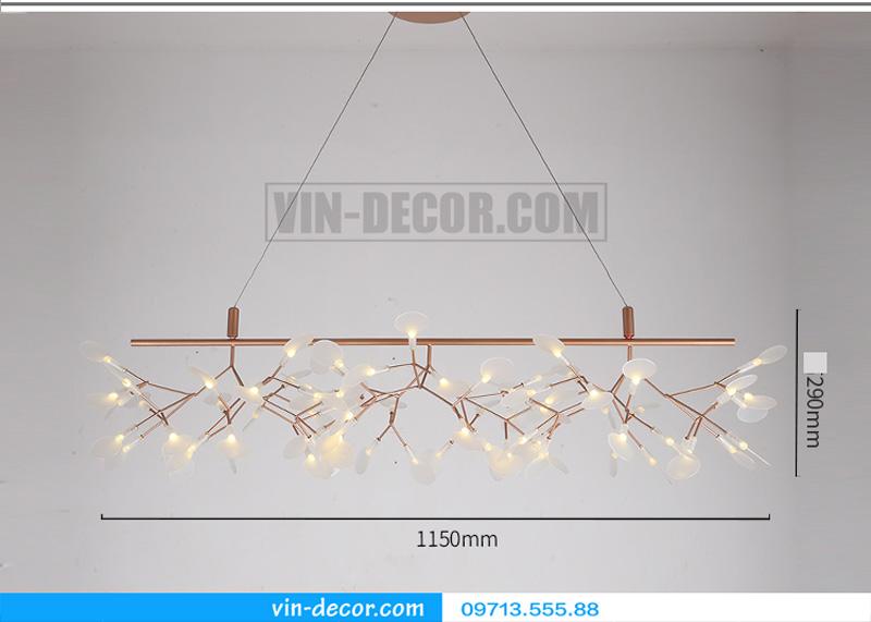 đèn bàn ăn heraleum độc đáo 01