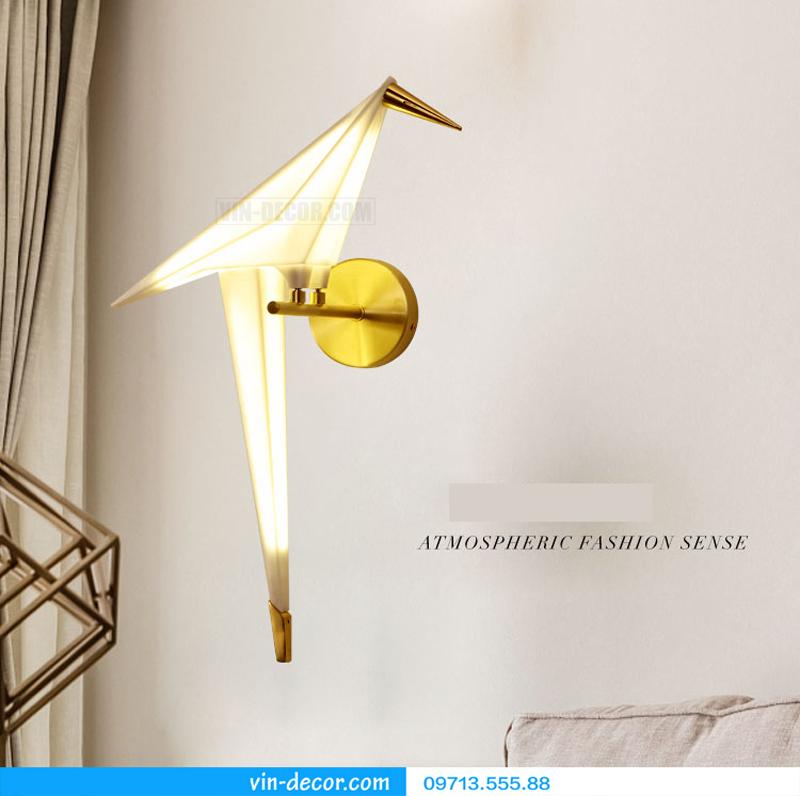 đèn chim thả trang trí 02