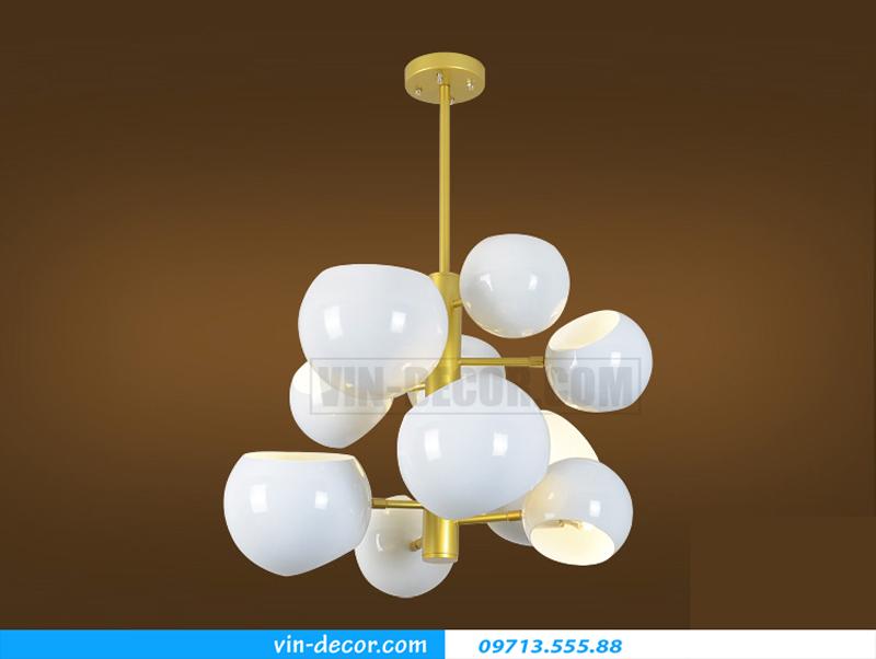 đèn chùm độc đáo ấn tượng 10