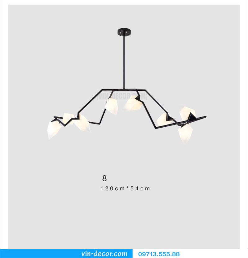 đèn chùm nghệ thuật md 588 02