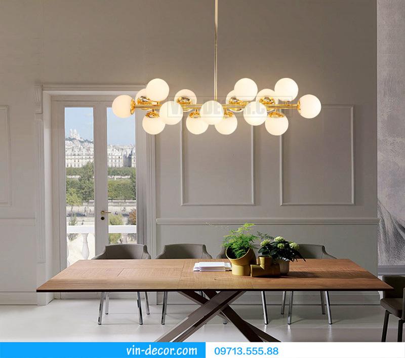 đèn thả bàn ăn moonlight hiện đại 04