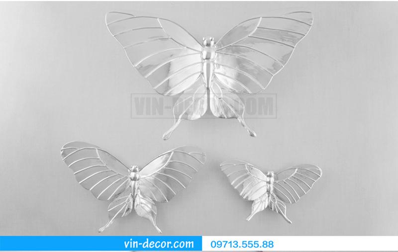 bướm decor gắn tường độc đáo 04