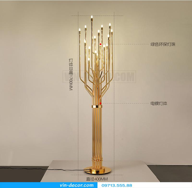 đèn cây hiện đại md 001 1