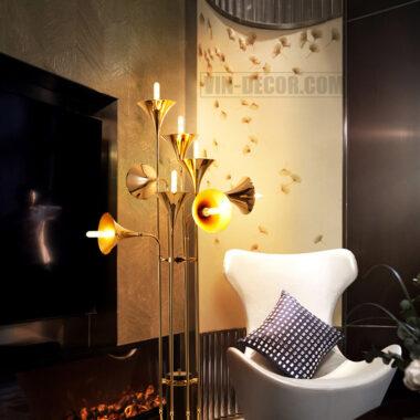 đèn cây loa kèn md 004 1