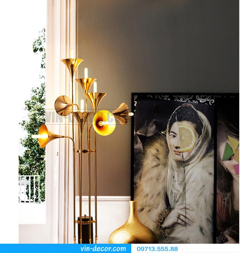 đèn cây loa kèn md 004 2