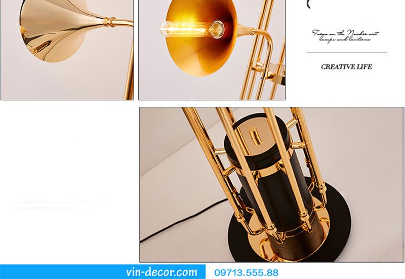 đèn cây loa kèn md 004 6