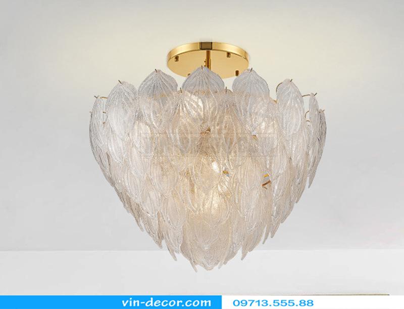 đèn chùm nghệ thuật độc đáo md 874 6
