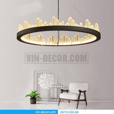 đèn chùm nghệ thuật md 8026 1