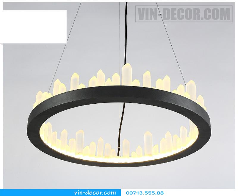 đèn chùm nghệ thuật md 8026 2