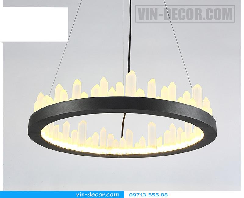 đèn chùm nghệ thuật md 8026 4