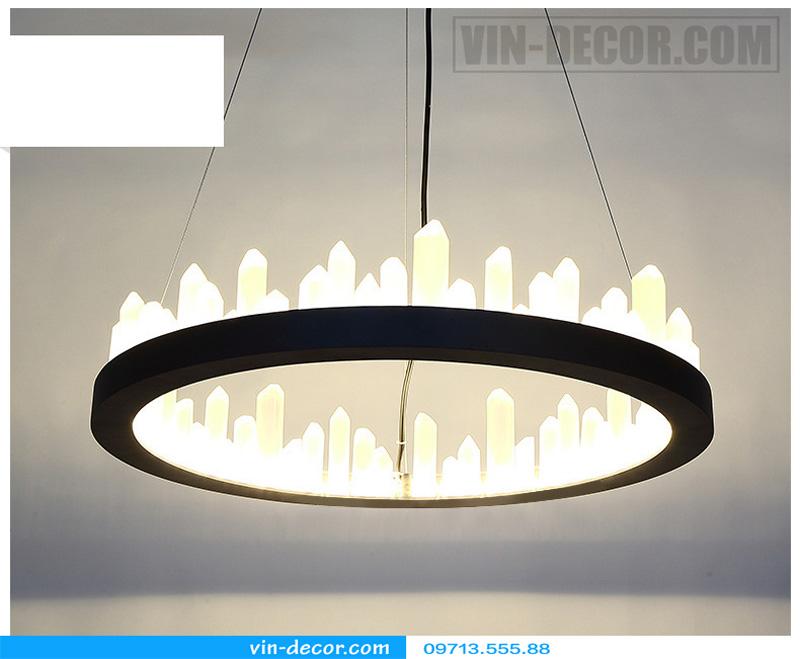 đèn chùm nghệ thuật md 8026 5