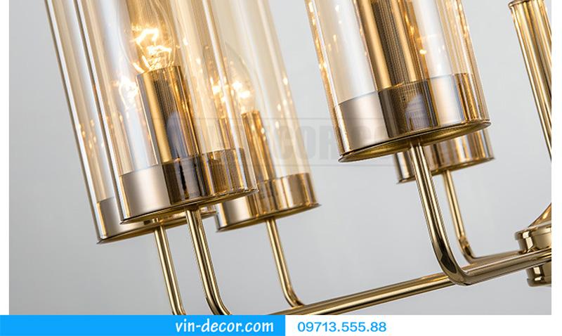 đèn chùm nghệ thuật md 8047 6