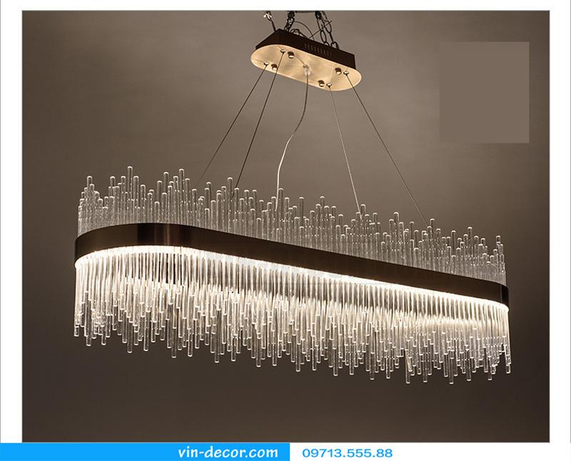 đèn chùm nghệ thuật md 8052 5