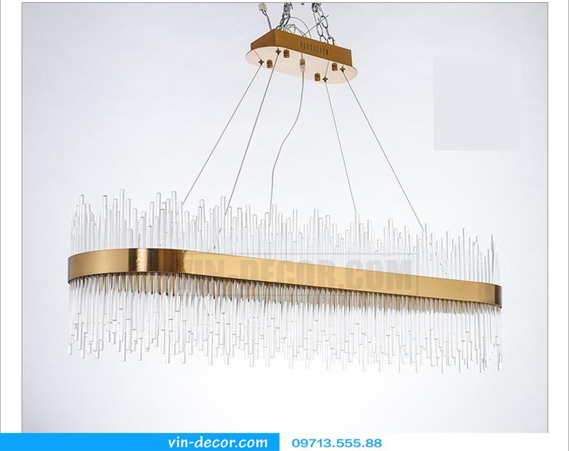 đèn chùm nghệ thuật md 8052 6