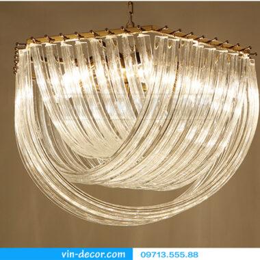 đèn chùm nghệ thuật md 8057