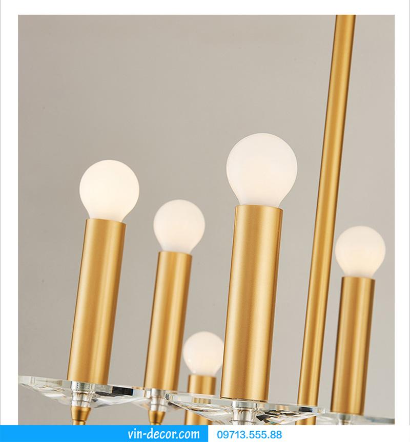 đèn chùm nghệ thuật md 922 10
