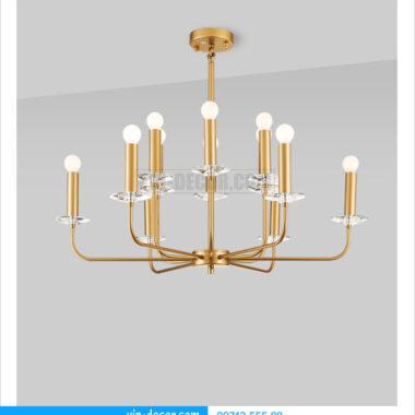 đèn chùm nghệ thuật md 922 5