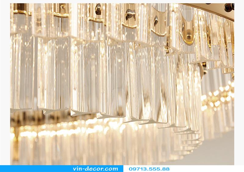 đèn chùm nghệ thuật md 962 10