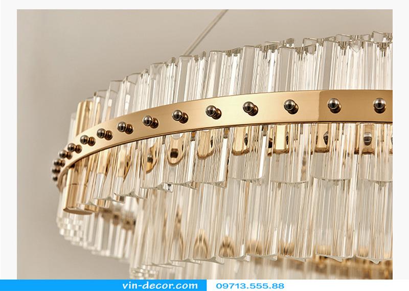 đèn chùm nghệ thuật md 962 11