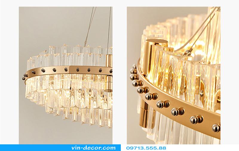 đèn chùm nghệ thuật md 962 12