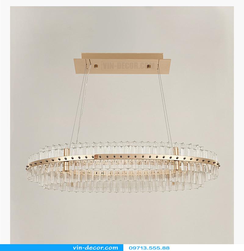 đèn chùm nghệ thuật md 962 2