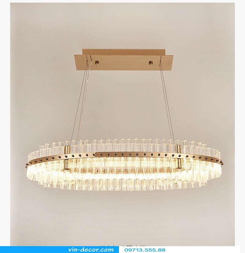 đèn chùm nghệ thuật md 962 3
