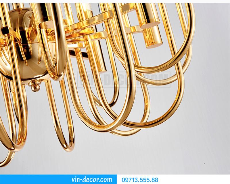 đèn chùm nghệ thuật sang trọng md 860 10