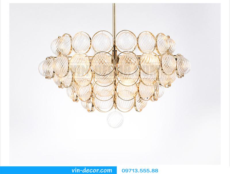 đèn chùm pha lê bong bóng md 001 1