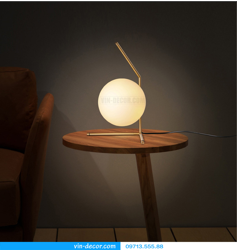 đèn ngủ bóng tròn md 005 2