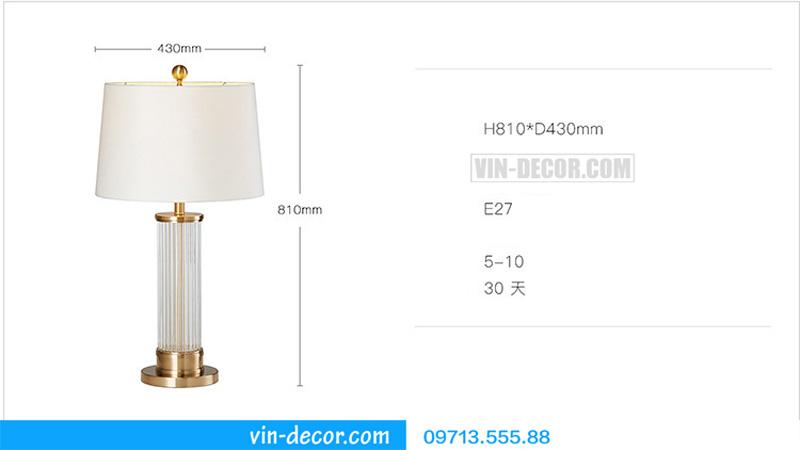 đèn ngủ hiện đại md 006 4