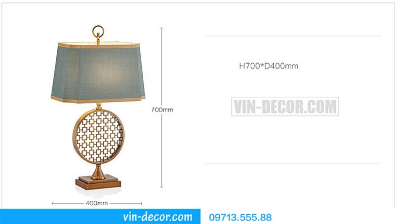 đèn ngủ hiện đại md 009 3