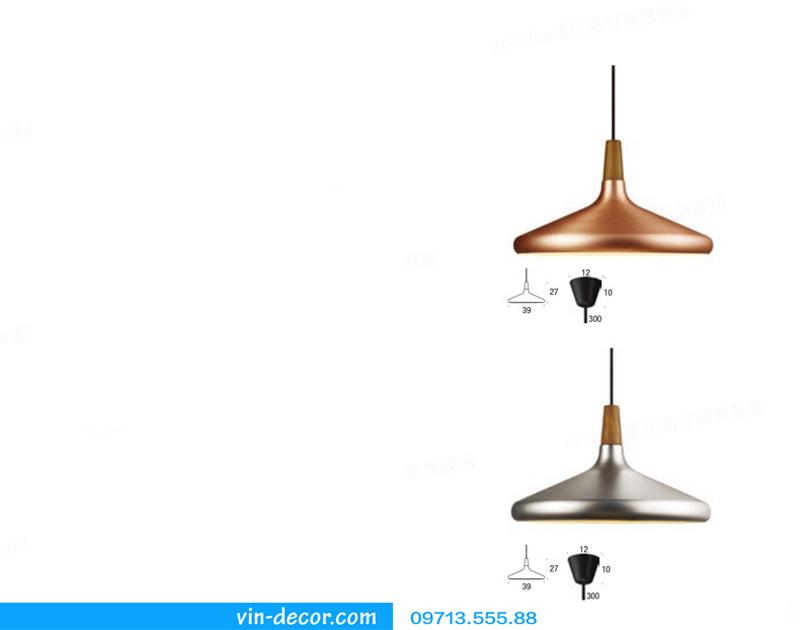 đèn thả bàn ăn flos md 004 5