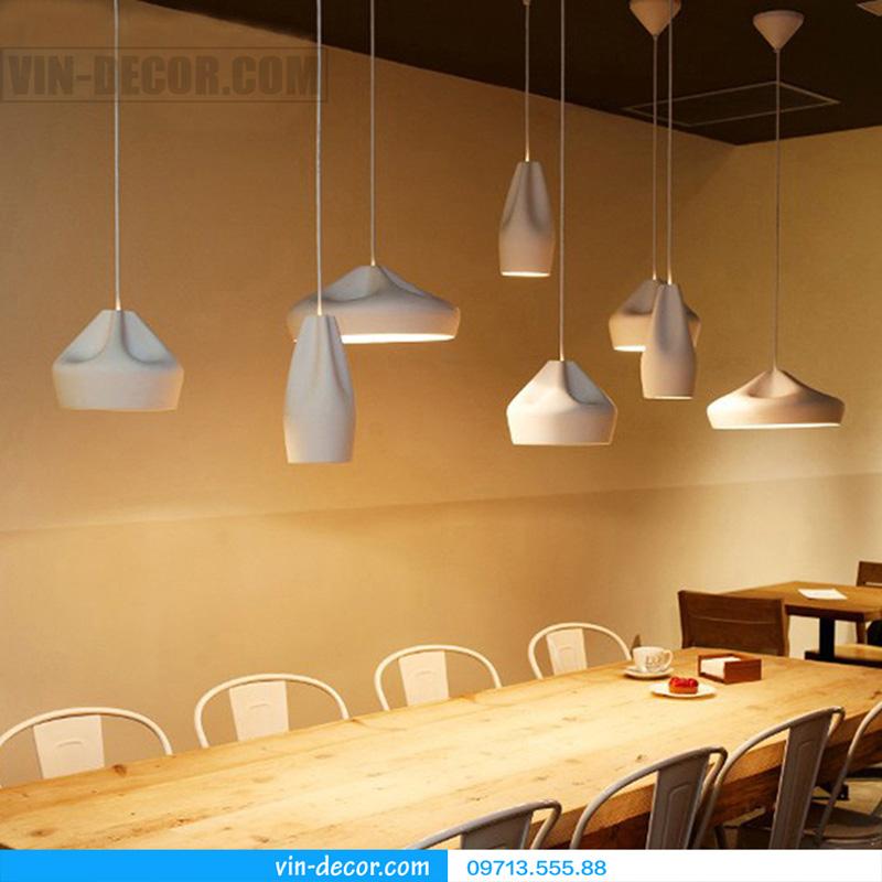 đèn thả bàn ăn gốm md 006 6