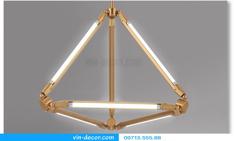 đèn thả bàn ăn hiện đại post modern 01