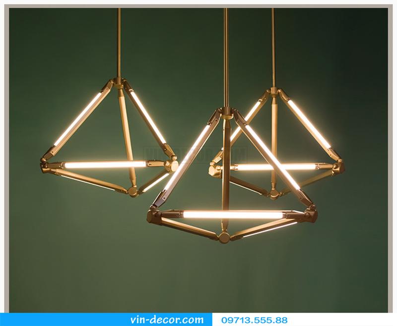 đèn thả bàn ăn hiện đại post modern 10
