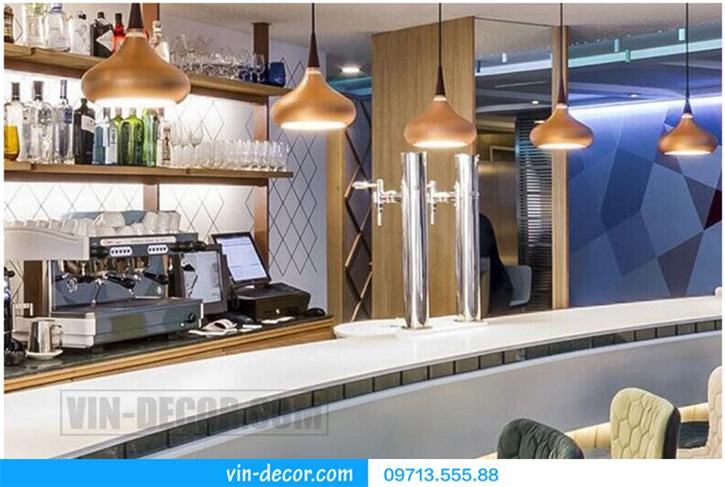 đèn thả bàn ăn hình giọt nước md 003 1