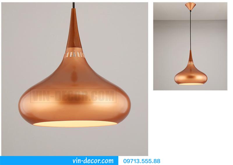 đèn thả bàn ăn hình giọt nước md 003 3