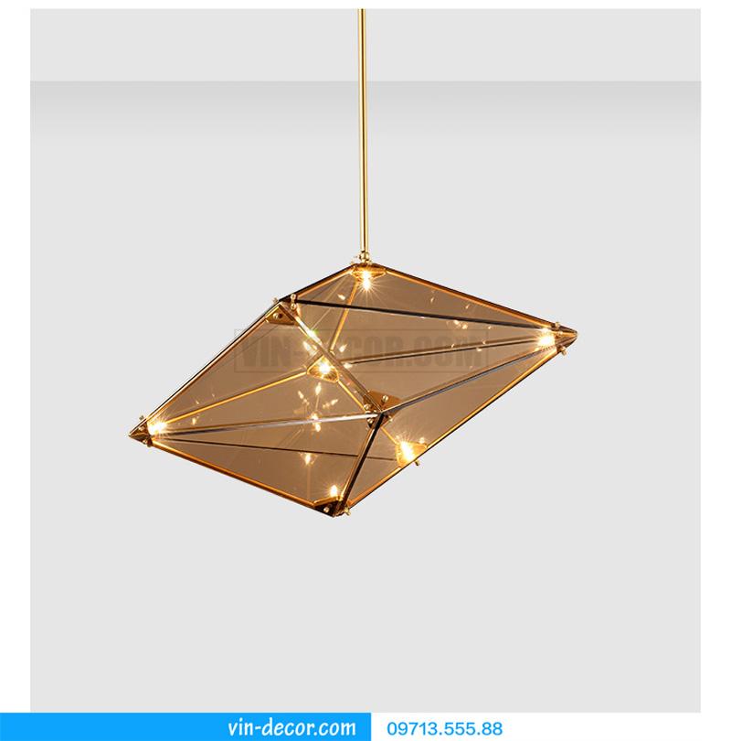 đèn thả bàn ăn kim cương md 1070 01