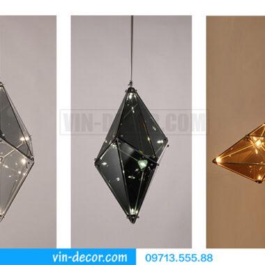 đèn thả bàn ăn kim cương md 1070 05