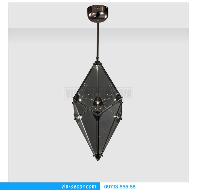 đèn thả bàn ăn kim cương md 1070 06