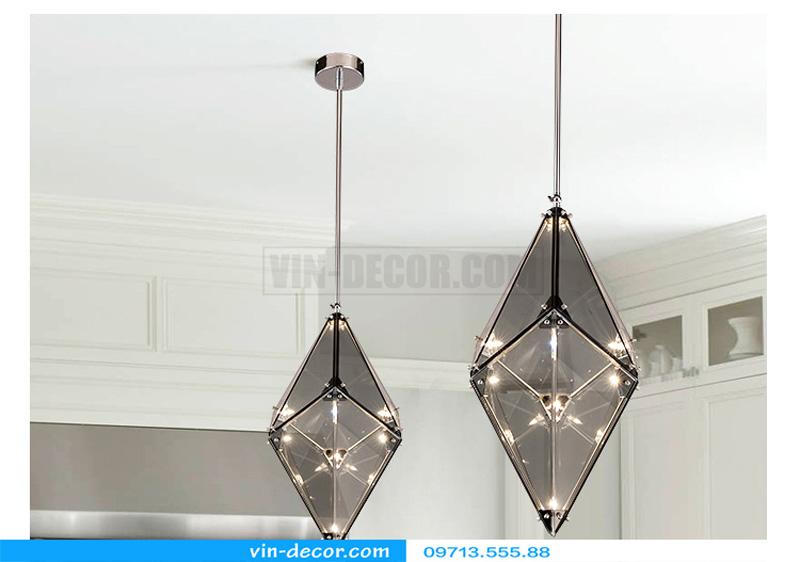 đèn thả bàn ăn kim cương md 1070 09
