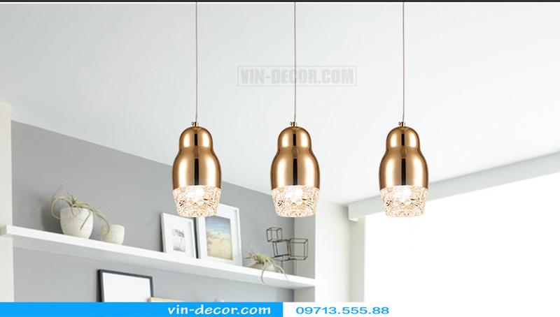 đèn thả bàn ăn md 008 4