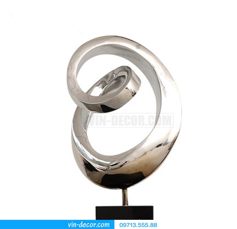 phù điêu trừu tượng hình tròn độc đáo 06
