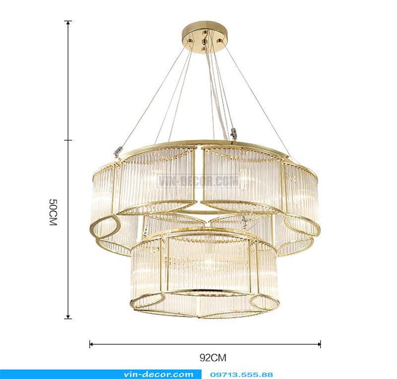đèn chùm cao cấp md 8053 02
