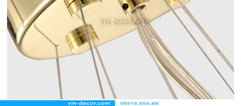 đèn chùm cao cấp md 8053 03