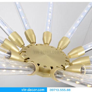 đèn chùm led ống md 8079 05