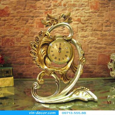 đồng hồ cổ điển châu âu 5202 f
