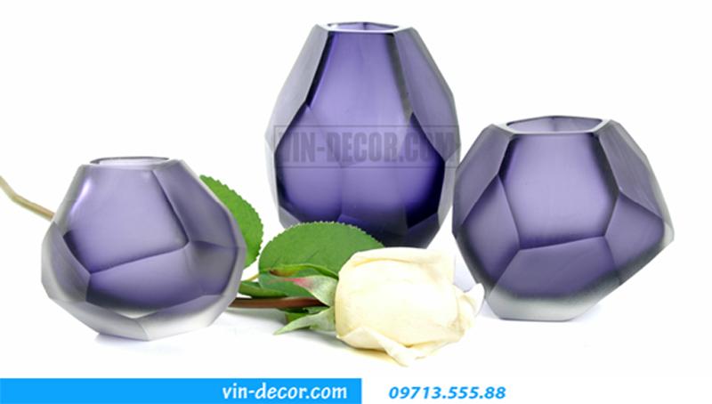 bình hoa cubes cao cấp V001 (2)