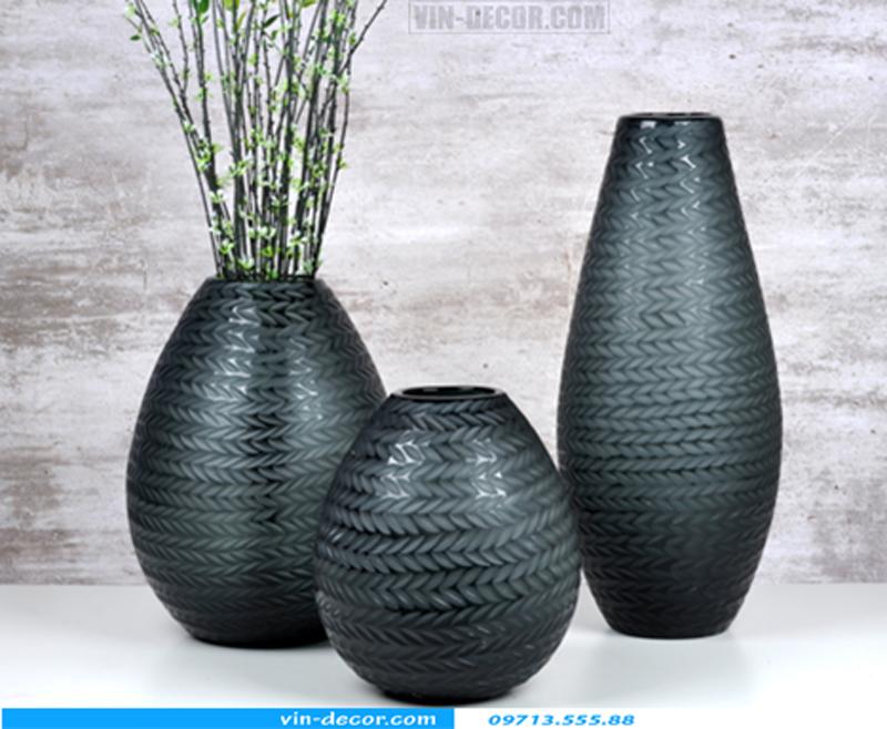 bình hoa nghệ thuật V021