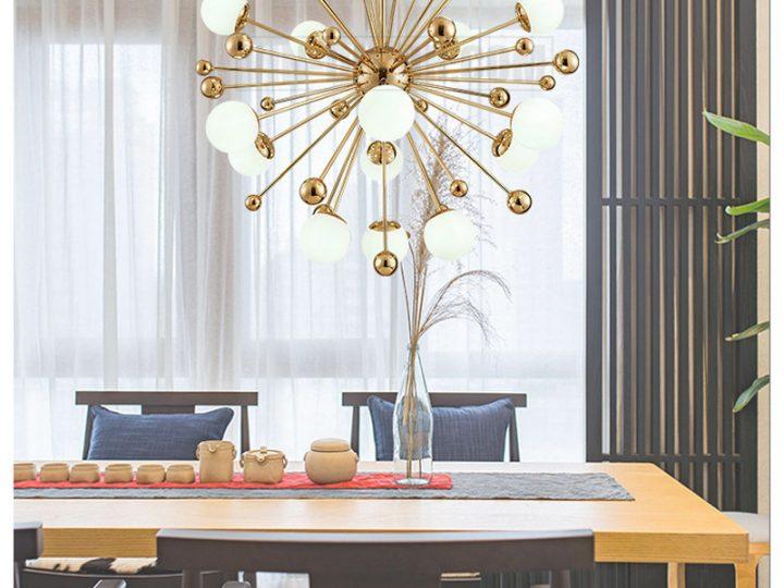 Nơi phân phối đèn trang trí nội thất với ưu đãi lớn